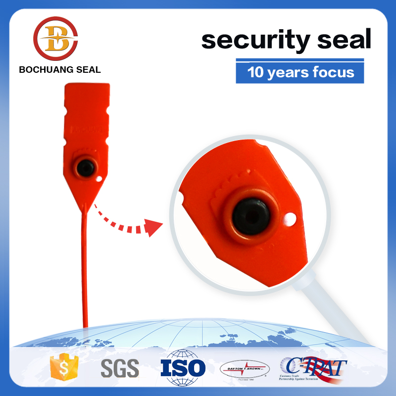 high quality security plastic seals with attractive price