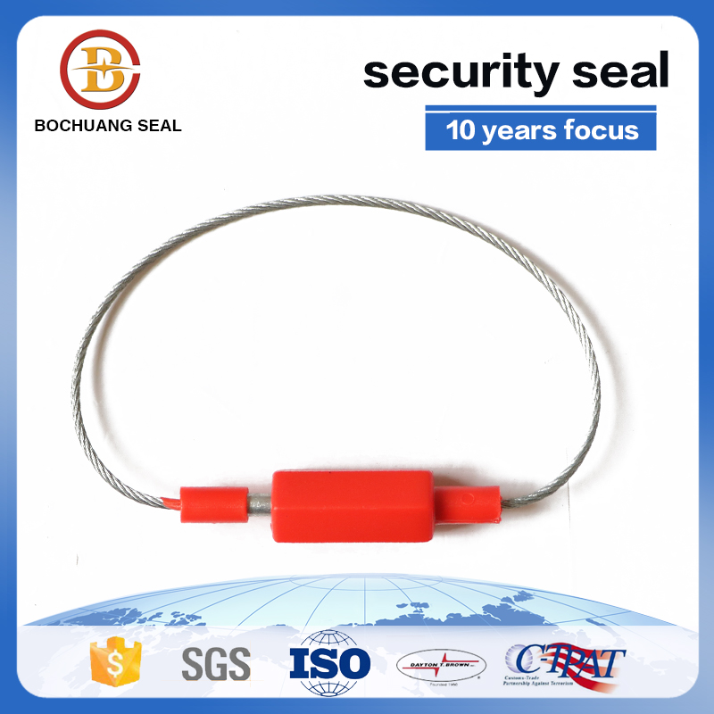 Pull Tight Plastic Hexagon Cable Security Seal