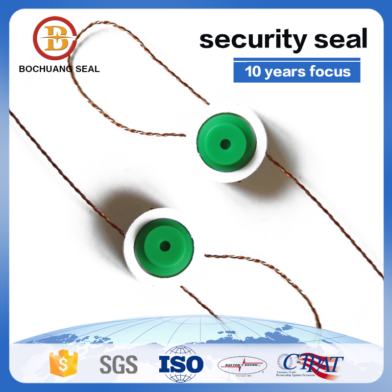 Factory Price Cargo Plastic Security Padlock Seal