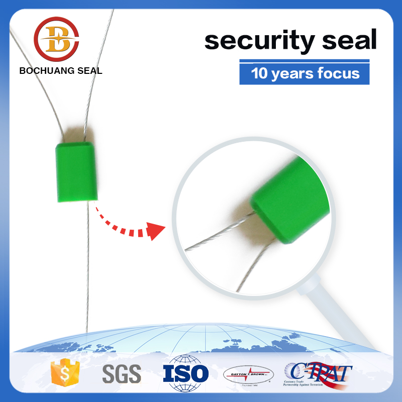 Super Security Logistics Cable Seals
