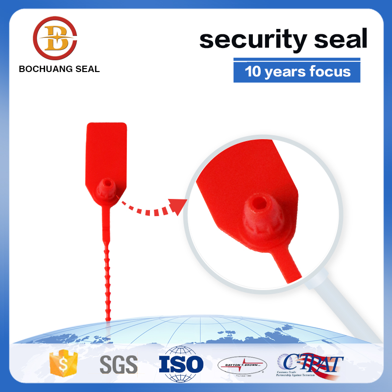 Airline Catering Plastic Security Seal BC-P505