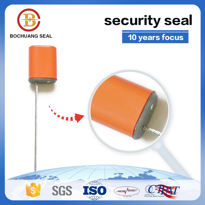 Pull Tight Cable Seals with Laser or Hot Printings
