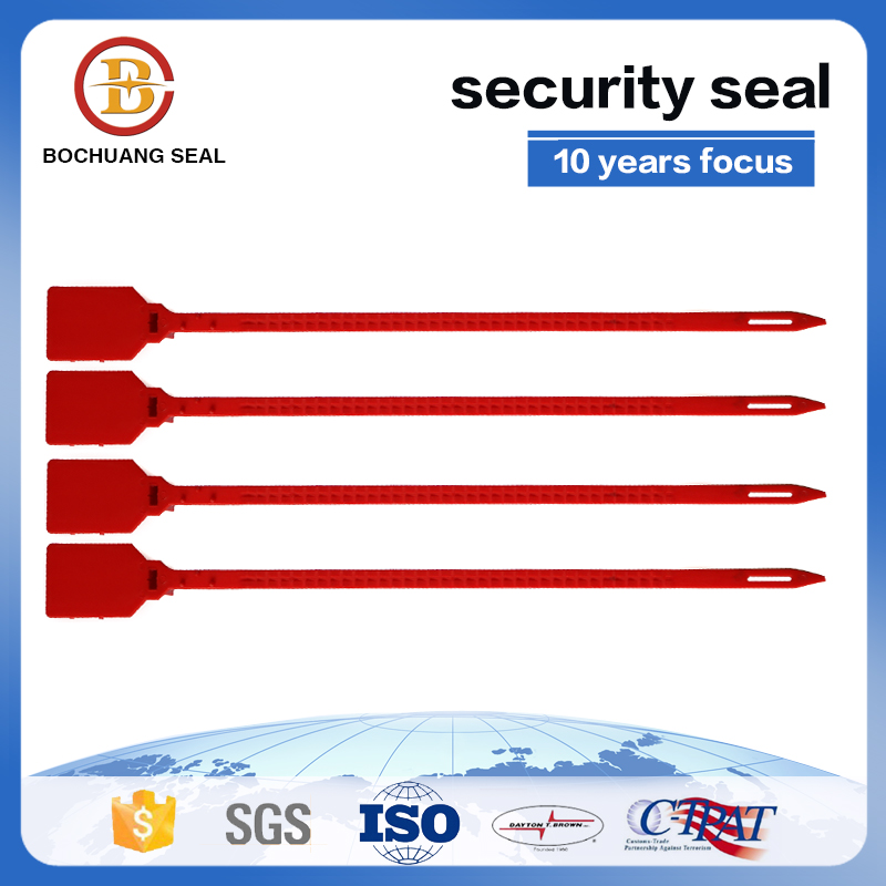 Plastic Seal for Airlines, Plastic seal for your protection