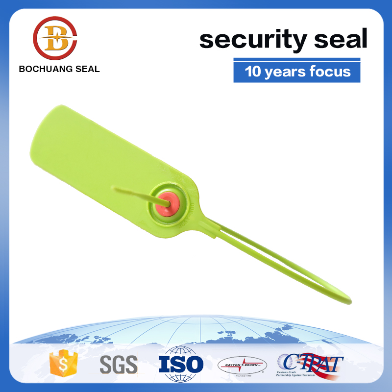 Metal Insert Pull tight Adjustable Length Plastic Seal