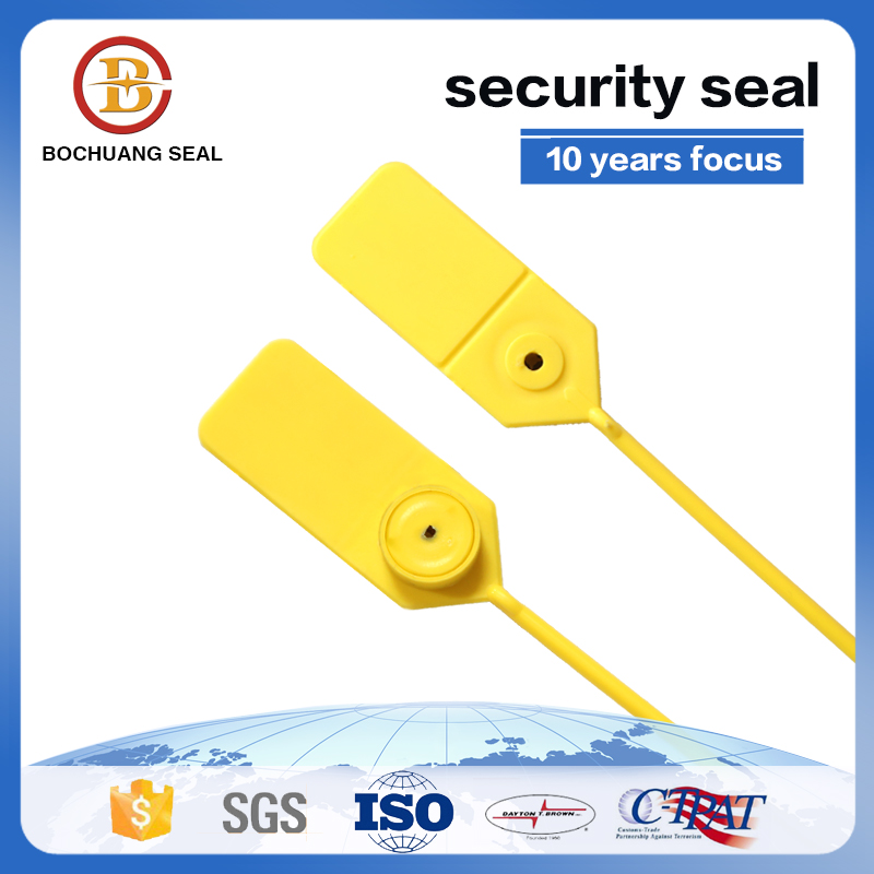 High Security Seals Plastic, Cargo Security Plastic Seal with Number