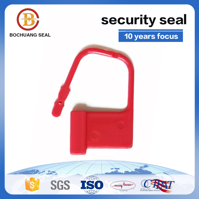L104 Padlock Plastic Security Seal for Crash Cart Trolley