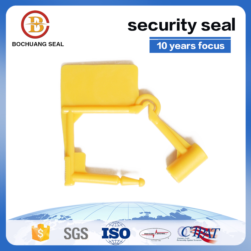 l102 Water Meter Security Seals Plastic Padlock Seal