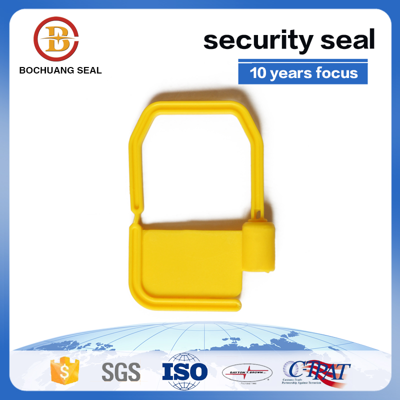 Indicative ABS Airline Use Disposable Plastic PadlockSeal