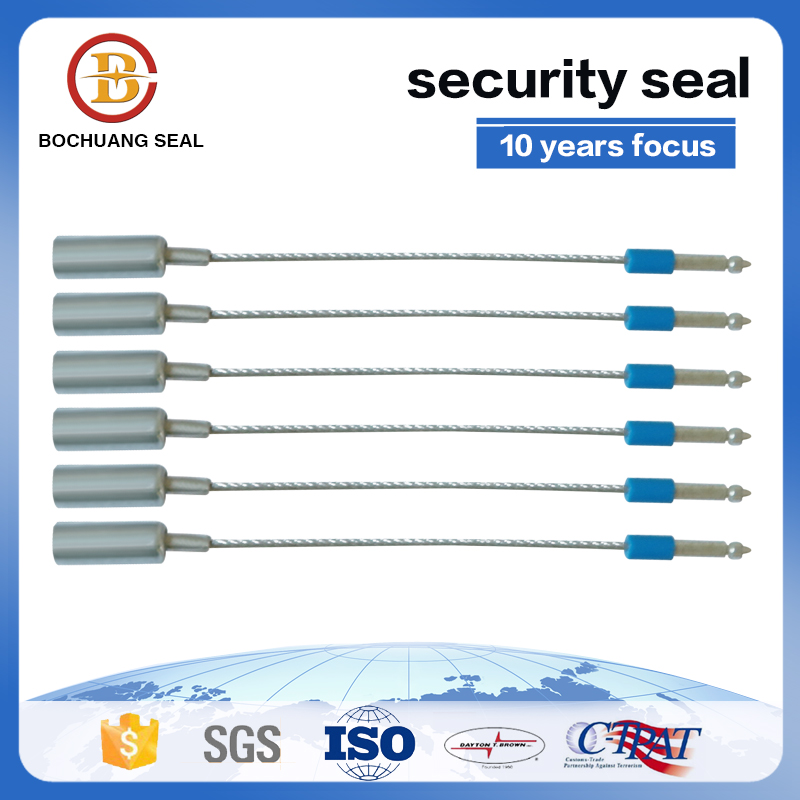 Cable Shipping Security Plastic Seals Trailer Door Seals