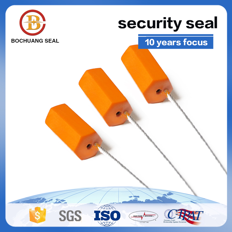 Cable seals for shipping