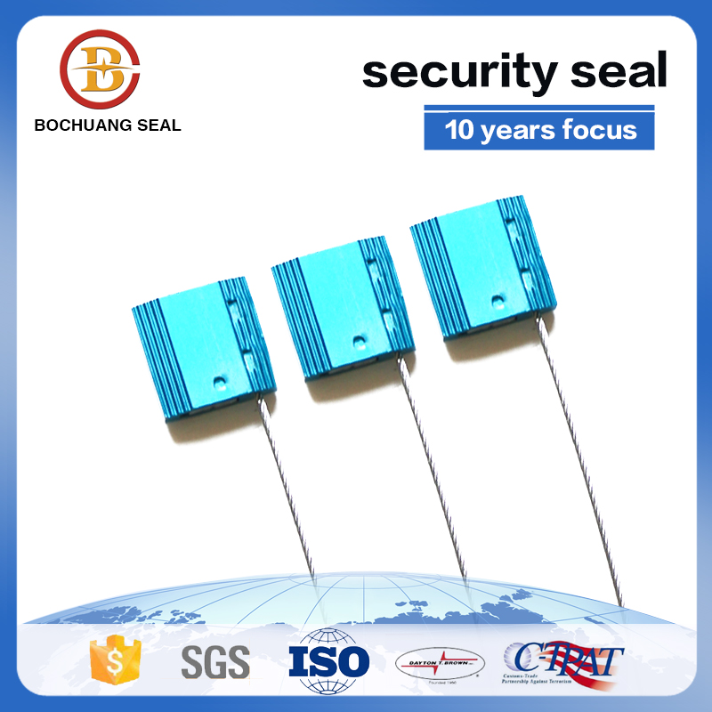 High Security, C-TPAT Compliant Cable Locks and Cable Seals