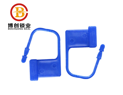 Padlock seal Padlock security seal,Plastic padlock,Plastic padlock seal,Security padlock seal,Transparent padlock seal