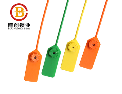 BC- P403 High Security Seals Plastic, Cargo Security Plastic Seal with Number