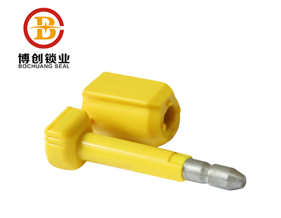 Tamper reistant container bolt seal BC-B201
