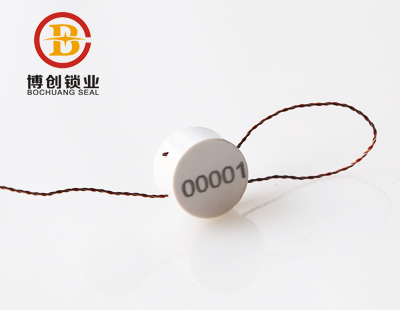 Factory Price Cargo Plastic Security Padlock Seal BC-M201