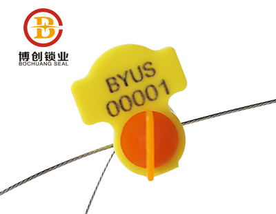 BM402 Energy Meter Seal  with PC casing and ABS core