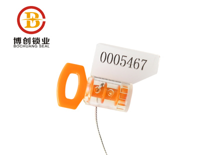 Twist tight meter seal with steel wire  M106