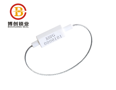 BC-C108 Truck Seal Cable Security Seal Supplier for Cargo Logistics