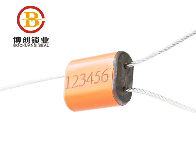 BC-C304 Pull Tight Cable Seals with Laser or Hot Printings