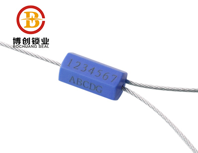 BC-C101 High quality electronic Cable security seal for containers