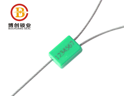 BC-C301 Tamper evident security cable seal for oil industrial