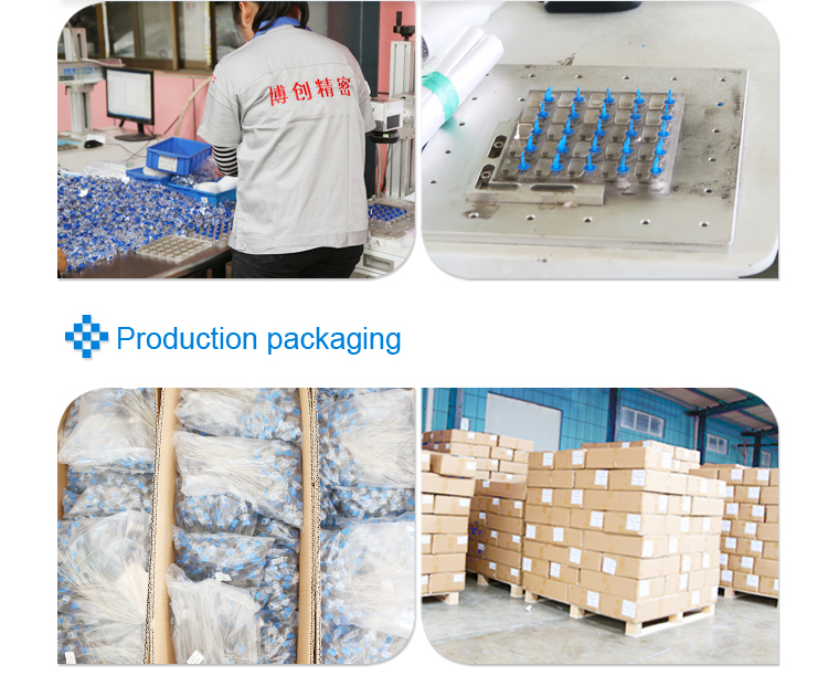 factory packaging