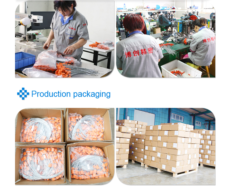 prduction packaging