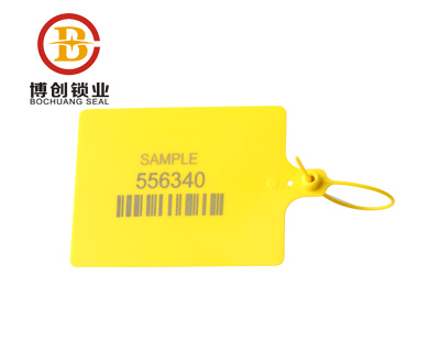 Hot selling fire protection plastic security seals