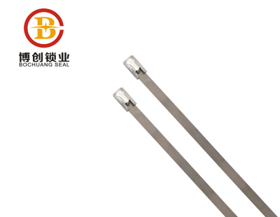 truck fixed length metal strap seal